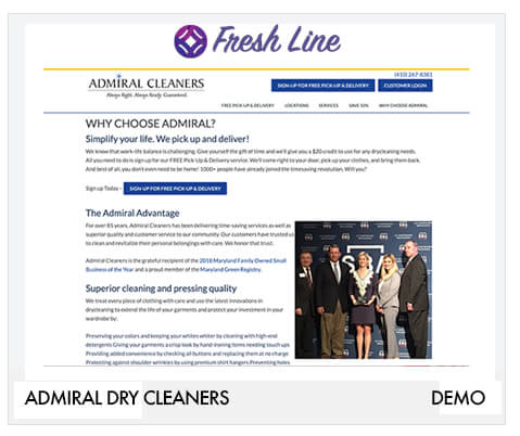mywebsite4you-drycleaners